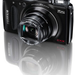 Fujifilm FinePix F600 EXR with 99 scene modes and intelligent digital zoom