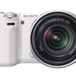 Sony NEX-5R : Wi-FI enabled mirrorless camera