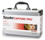 Spyder Capture Pro : color calibration, white balance, exposure, focus tool set
