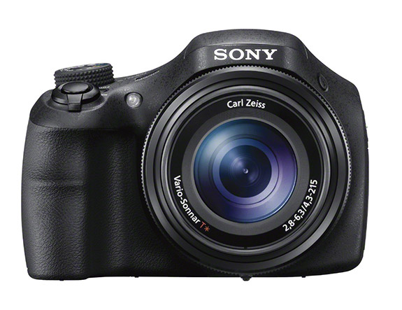 sony hx300 bridge camera