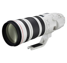 Canon EF 200-400 f/4L IS USM with built-in 1.4x extender : world premiere